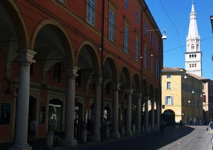 Pedonalizzazione del centro di Modena: un sì trasversale
