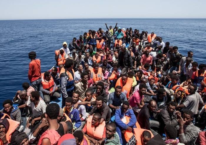 Di fronte al dramma dell'Africa non basta la ripartizione dei profughi