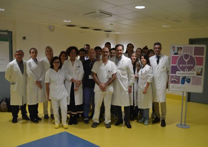 Modena, percorso pancreas: 925 pazienti in 5 anni