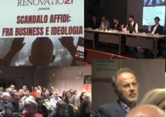 'Scandalo affidi tra business, ..