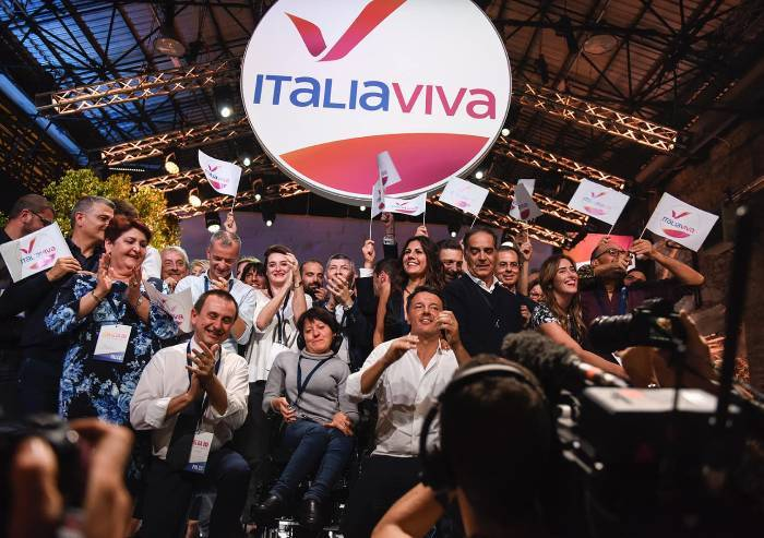 Leopolda, Renzi apre Italia Viva a Forza Italia