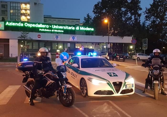 Organo da trapiantare, staffetta Milano-Modena della Polizia Locale