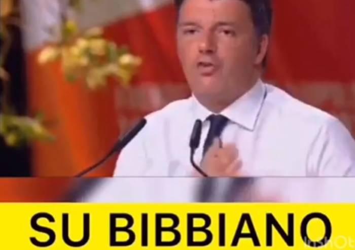 Bignami: 'Così Renzi attacca chi denuncia lo scandalo Bibbiano'