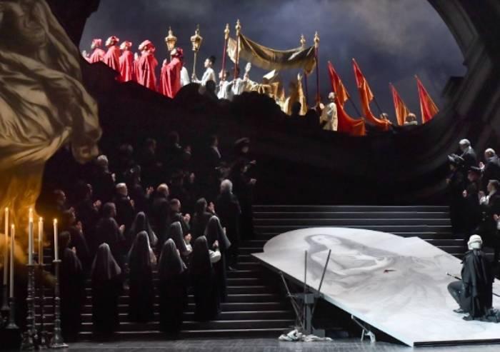 Teatro Pavarotti, venerdì a Modena sipario sulla Tosca