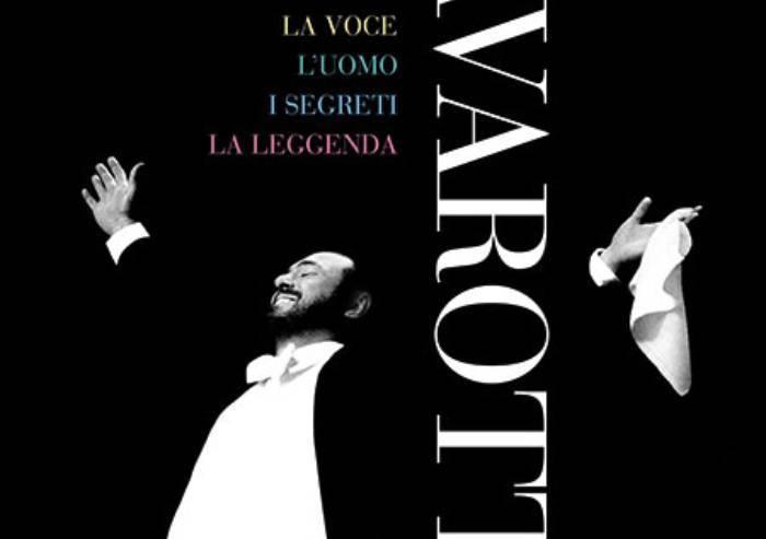Pavarotti, il film solo tre giorni e solo in due cinema