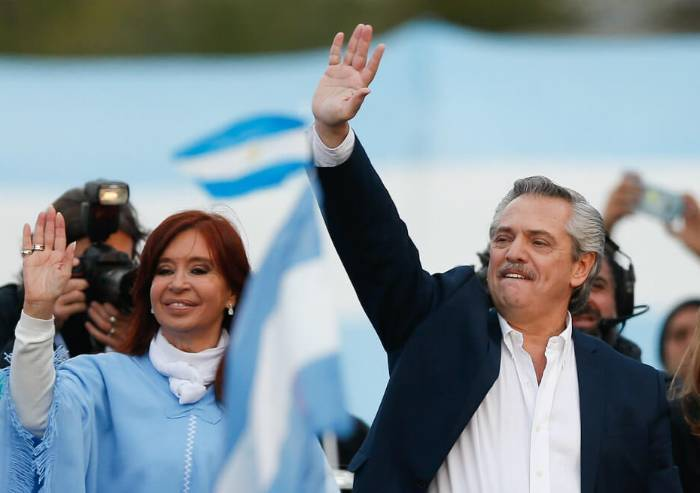 Argentina, ennesima prova d'amore verso i peronisti