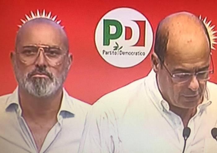 Regionali, per Bonaccini meno Zingaretti si fa vedere meglio è