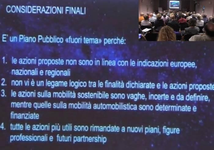 'Modena bloccata dal traffico, il PUMS comunale non affronta il problema'