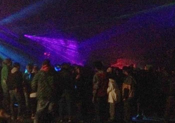 Castelfranco, rave party abusivo: maxi blitz dei carabinieri
