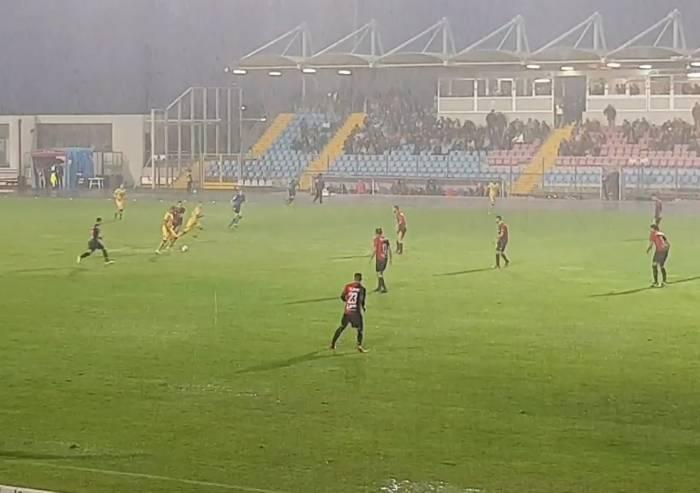 Modena, domenica amara: sconfitta di rigore a Gubbio