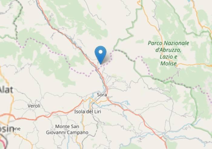 Terremoto, forte scossa in provincia de L'Aquila. Avvertita a Roma