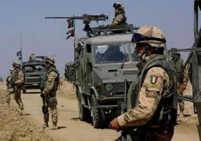 Iraq, attentato contro i militari italiani: 5 feriti