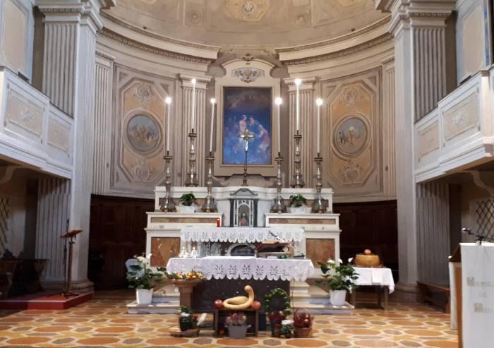 Ladri in chiesa a Magreta, quattro furti in dieci giorni