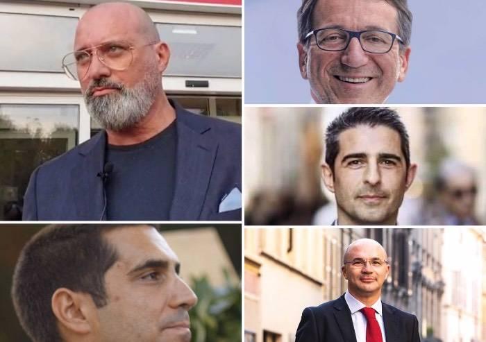Regionali, Bonaccini presenta candidatura con i sindaci al fianco