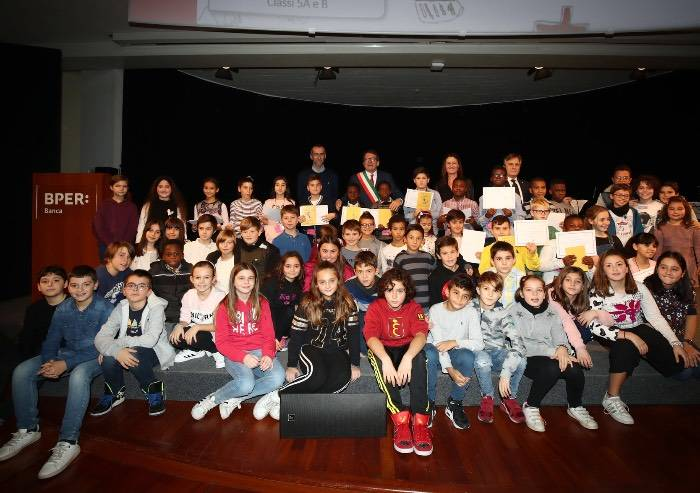 Modena, cittadinanza onoraria per 216 bimbi stranieri
