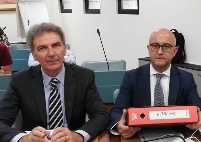 Fratelli d'Italia, Facci se ne va ufficialmente: Callori capogruppo