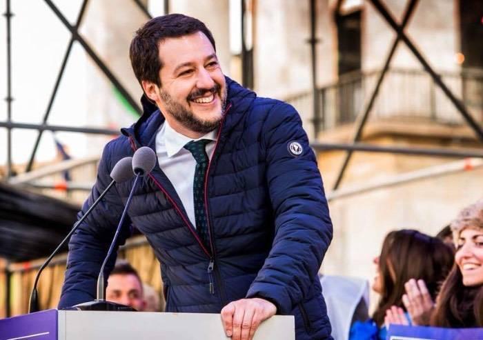 Salvini cambia programma, spiazzate le sardine di sinistra