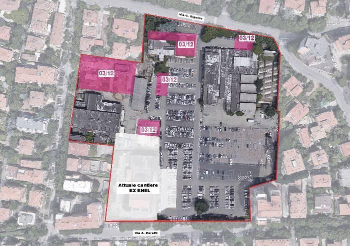 Bonifica area ex Amcm, ora si analizza il sottosuolo inquinato