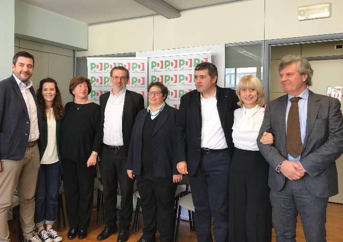Regionali: ecco candidati Pd. Rebecchi, ex capo M5S, è già a suo agio