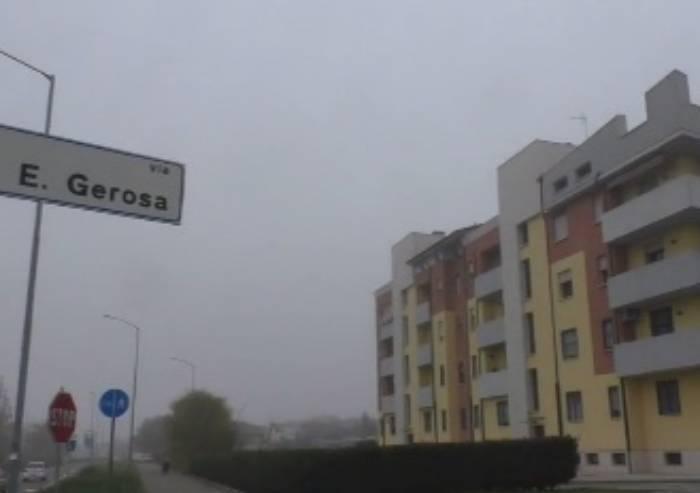 Giallo in via Gerosa: la donna trovata morta era stata derubata