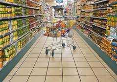 Alimentari più cari ad aprile: l'inflazione lo conferma
