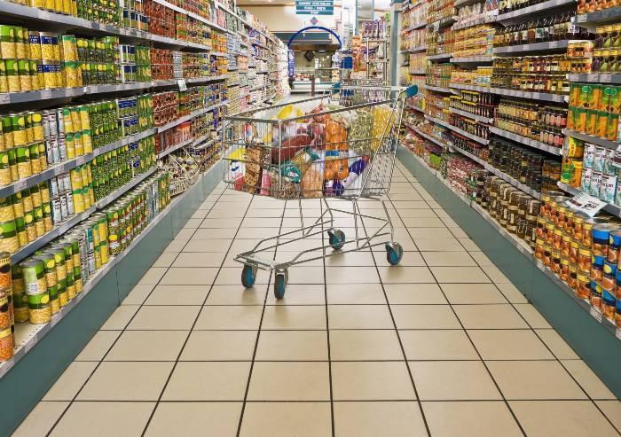 Grande distribuzione, a Modena e Reggio aumento prezzi record