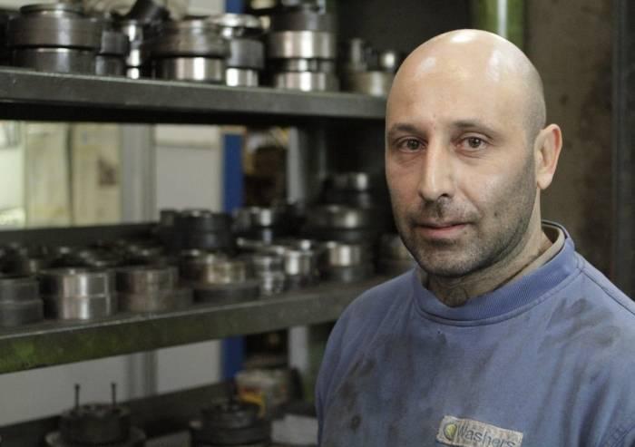 Washers e la storia dello scultore Maurizio Simonini