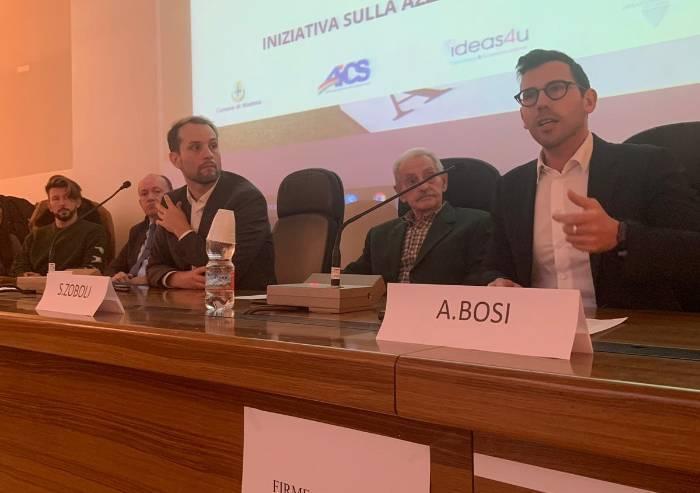 Azzardopatia, a Modena bruciati 380 milioni all'anno nel gioco