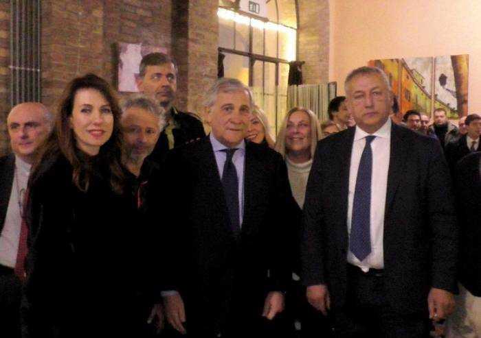 Tajani a Modena: 'Qui sistema clientelare ed oppressivo che va cambiato'