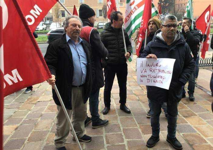 'Mr Job, crisi irreversibile'. Oggi protesta davanti a Confindustria