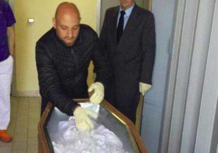 Blitz Vibo Valentia, ai domiciliari titolare agenzia funebre Mirandola