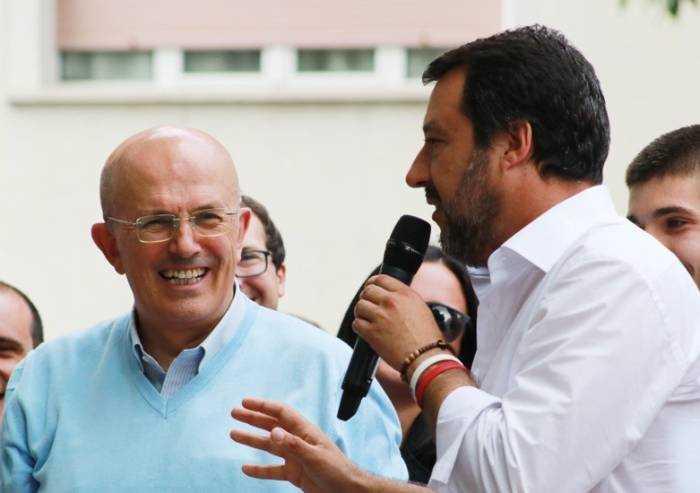 Lista Lega, dopo flop alle Comunali è arrivato il segnale di Salvini