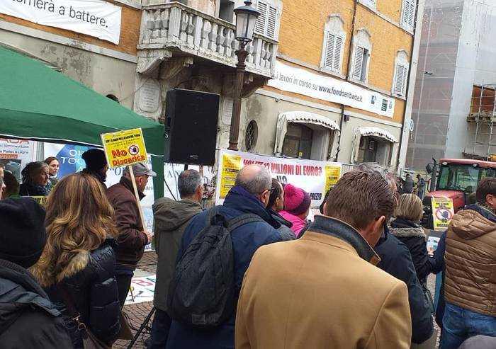 'La candidatura della Bergamaschi è inaccettabile per gli agricoltori'