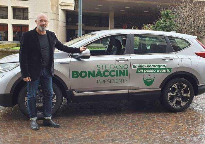 Sondaggio elezioni Regionali, Bonaccini due punti avanti
