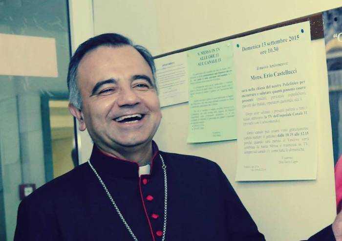 'Due giovani e un neonato': il messaggio di Natale del vescovo