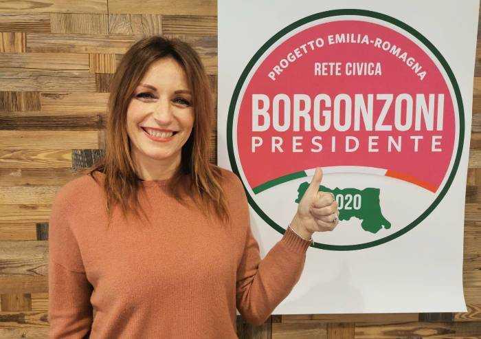 Lega: 'La Borgonzoni ha il curriculum per essere ottima presidente'