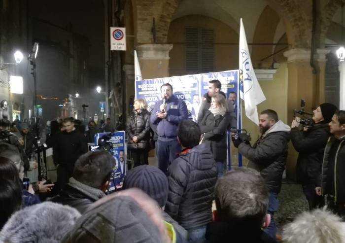 Salvini: 'Siamo a 19 giorni da un cambiamento atteso 70 anni'