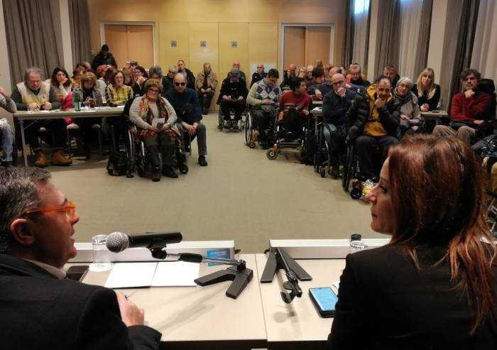 Borgonzoni: 'Serve osservatorio regionale per disabili'. Ma esiste già
