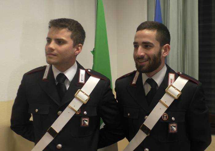 Vignola: giovani Carabinieri fuori servizio arrestano ladro di bici