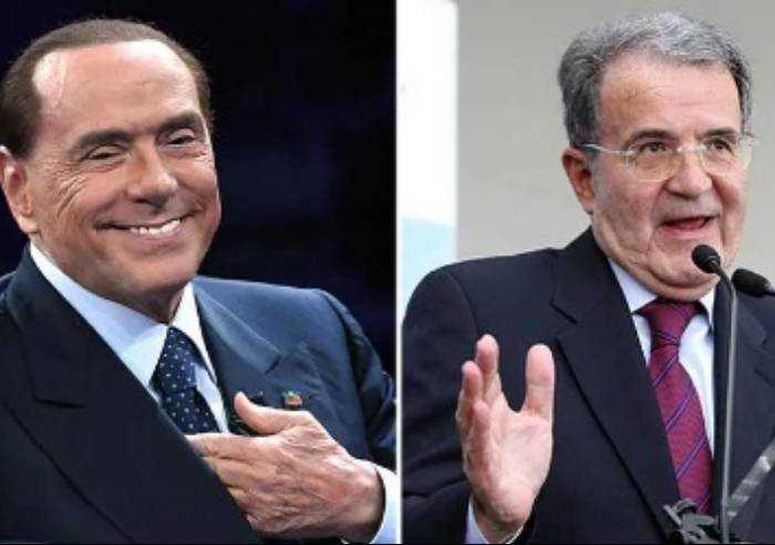 Regionali: Berlusconi e Prodi di nuovo rivali sabato a Bologna