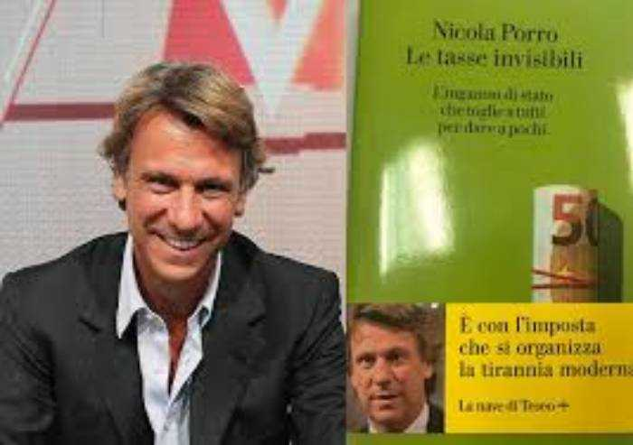 Le tasse invisibili: Nicola Porro questa sera a Modena