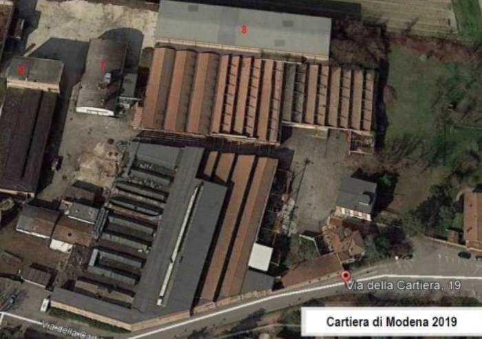 San Cesario, ok bonifica dall'amianto esposto nell'area ex Cartiera