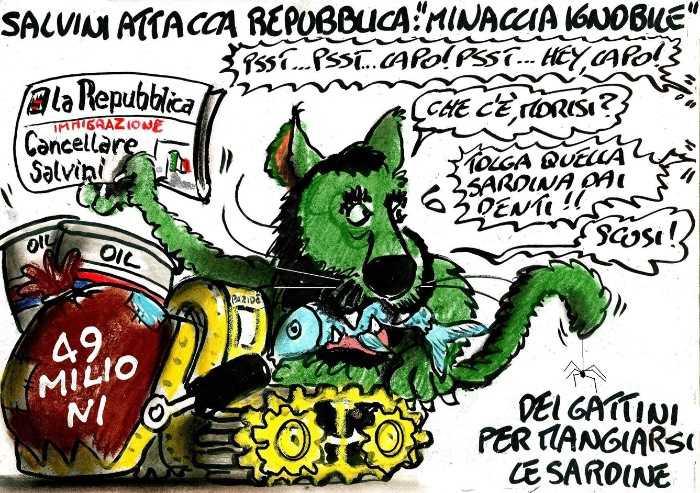 Gattini e Repubblica