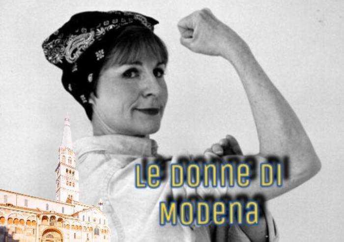 Le donne di Modena: una rubrica su donne di  ordinaria straordinarietà