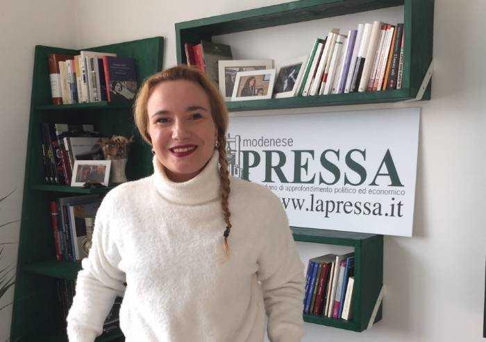 Regionali, Sotto La Pressa. Giulia Pigoni: 'Borgonzoni? Signora non competente'