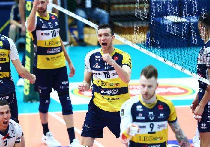 Leo Shoes Modena Volley si impone 3-0 con Piacenza al PalaPanini