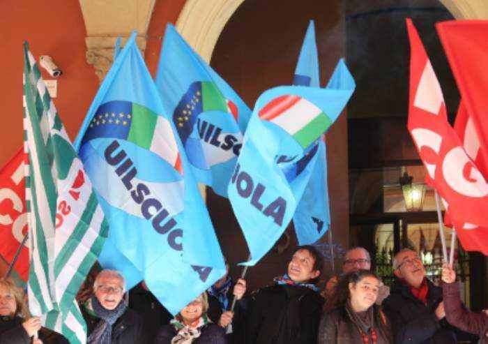 Appello dai sindacati: il mondo della scuola non voti i sovranisti