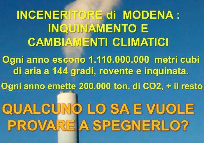 Inquinamento e cambiamenti climatici: l'impatto degli inceneritori