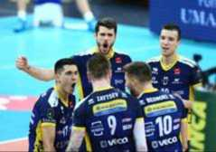Leo Shoes Modena Volley vince 3-0 con..