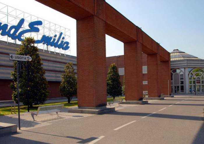 Assalto a portavalori al GrandEmilia, bottino 200mila euro